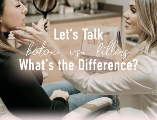 Botox vs. Dermal Fillers-What's the Difference?